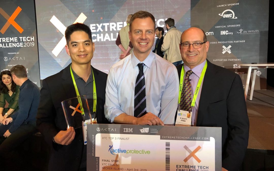 ActiveProtective Announced as Extreme Tech Challenge Finalist