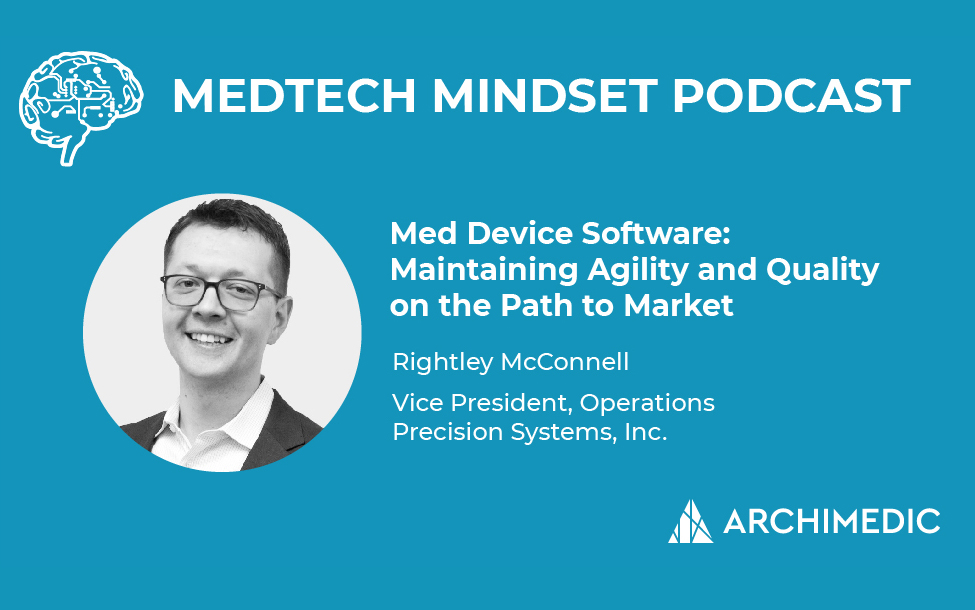 Medtech Mindset Software Development Rightley Mcconnell